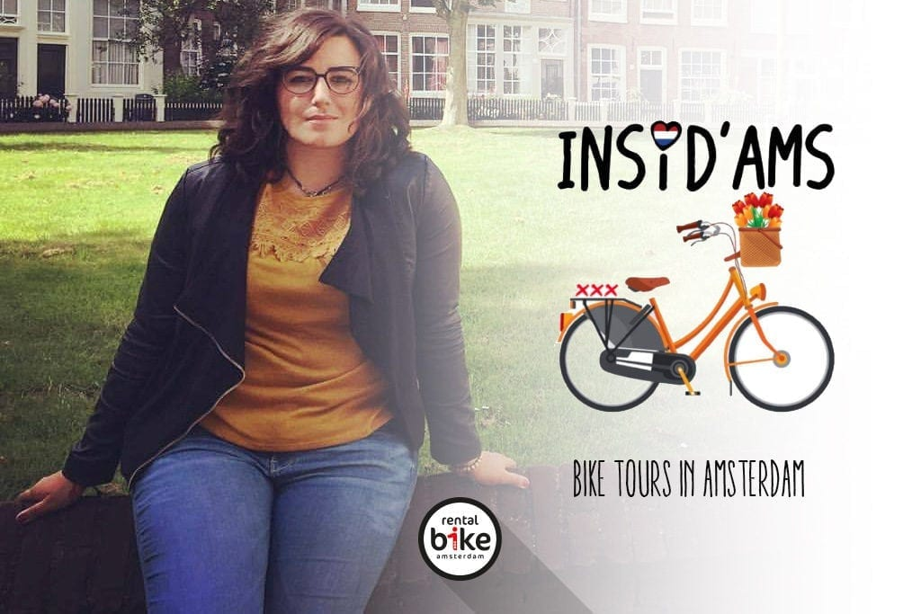 Insid'AMS is a (different) tour guide in the city of Amsterdam